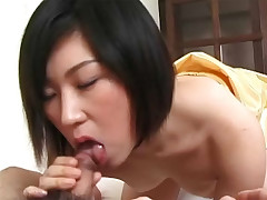 Asian suck job