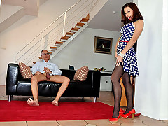 Highly old naughty endowed likes shagging a willing street hoe