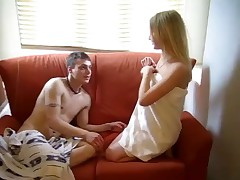 It is to see age teenager hard-core video calm. The platinum-blonde doll has got such a delicate flesh and killer delights. The man gets a lot of males from her smooth age teenager skin. Yeah, that honey looks really marvelous. Witness how that honey gives a blowjob. Witness this inexperienced home made video to receive pleasure.