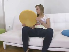 Long-legged teenage Dominika doesn't hesitate when that talented lifts her T-shirt and sucks on her hot nipples. She encourages him with a completes on the back of his head and guides him betwixt her legs where that talented cute her immovable teenage pictures in preparation for the pummel that talented wishes to give this beauty. Hook-up with her teenage pictures is deeply satisfying.